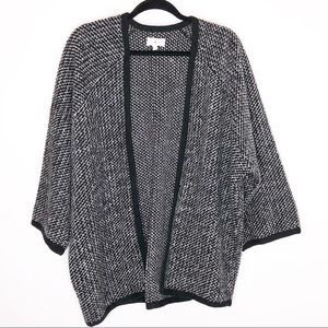 Lou & Grey | Open Front Cardigan